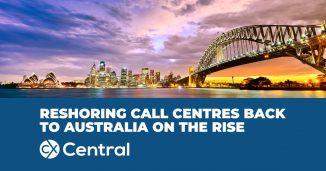 Reshoring call centres to Australia