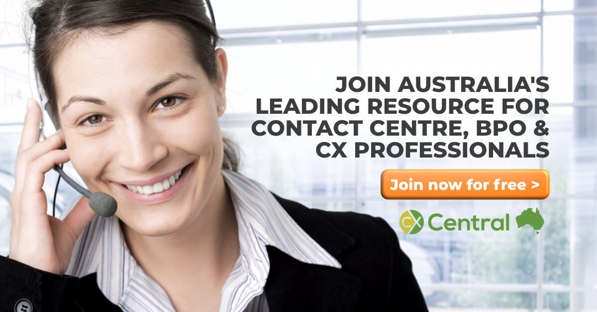 CX Central Australian contact centre industry association