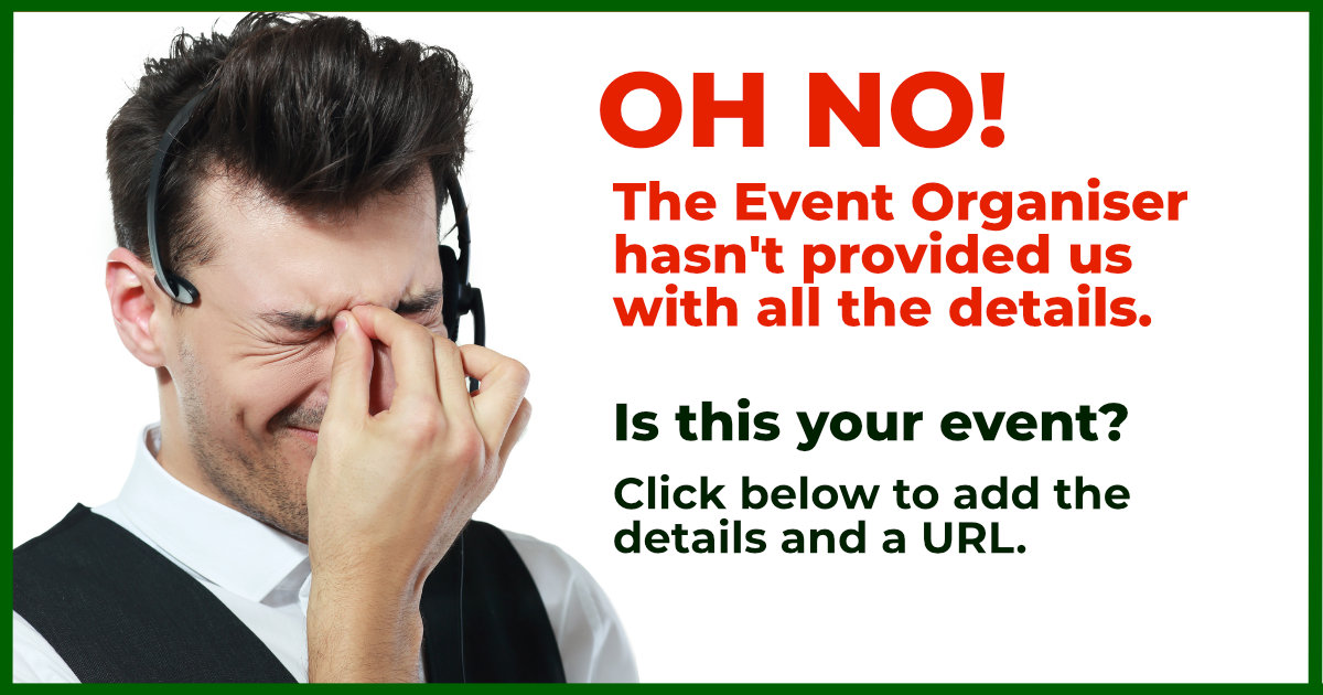 Upgrade this event to add more details for customers