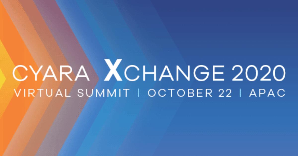 Cyara APAC Xchange 2020
