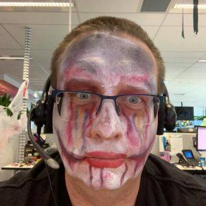 Halloween Andrew Austin