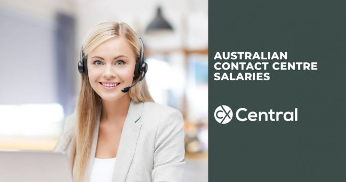 Australian Contact Centre Wage