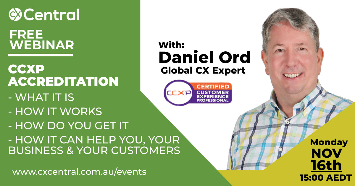 All you need to know about the CCXP certification