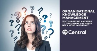 Organisational Knowledge Management