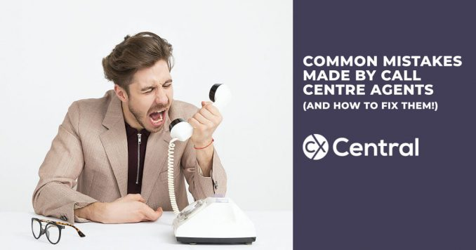 Common call centre agent mistakes and how to fix them