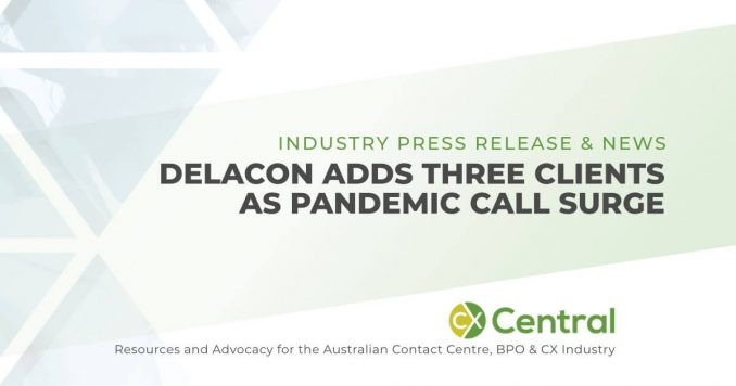 Delacon adds three clients as pandemic calls increase
