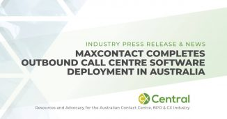 MaxContact Completes Outbound Call Centre Software