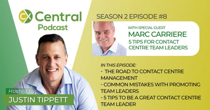 CX Central Podcast with Marc Carriere