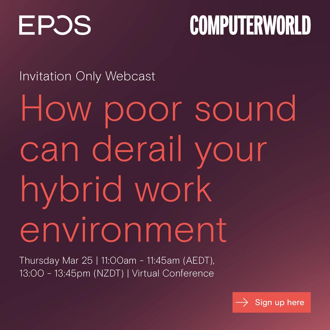 ComputerWorld EPOS Event