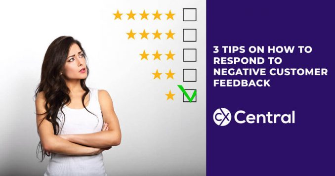 Tips on How to Respond to Negative Customer Feedback