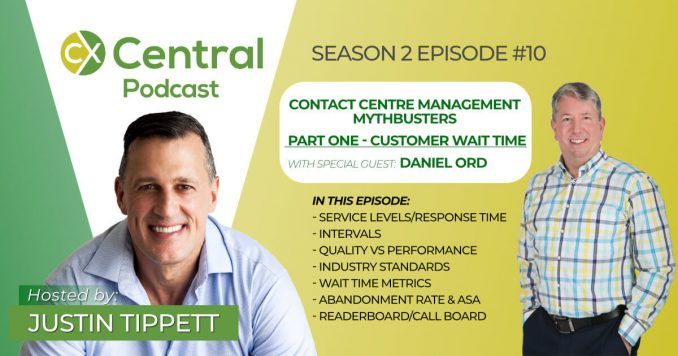 Contact Centre Management Mythbusters Podcast Pt1