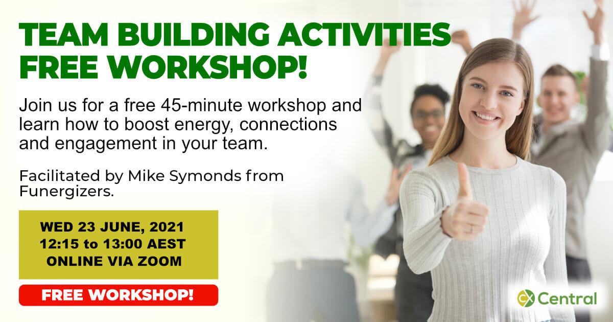 Team Building Workshop June 2021