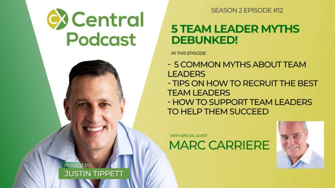 5 Contact Centre Team Leader Myths Debunked