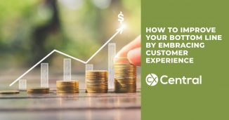 How to improve your bottom line by Embracing Customer Experience