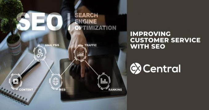 Improving Customer Service with SEO